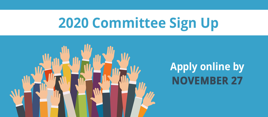 2020 Committee Sign Up