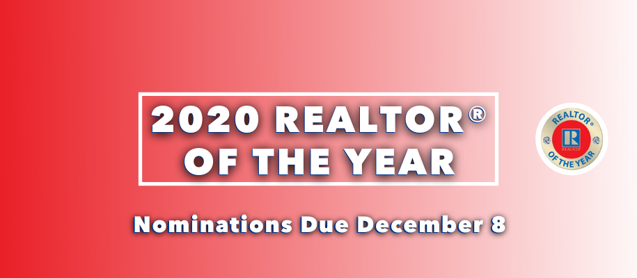 2020 Realtor of the Year
