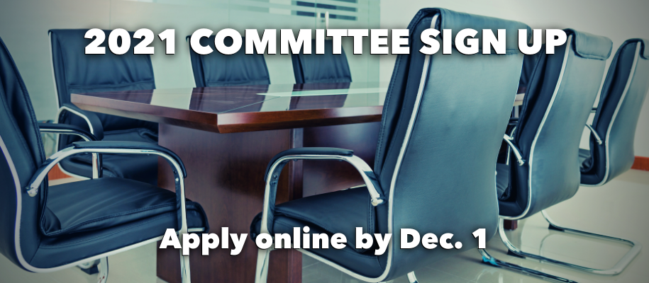 2021 Committee Sign-Up
