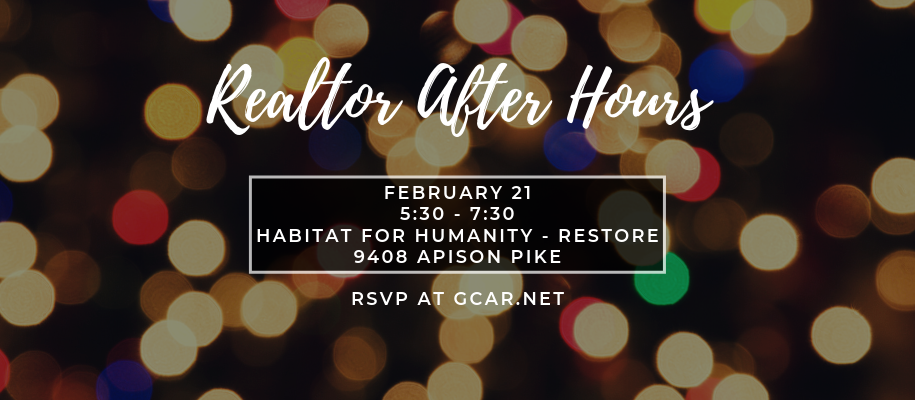 Realtor After Hours - Feb 21