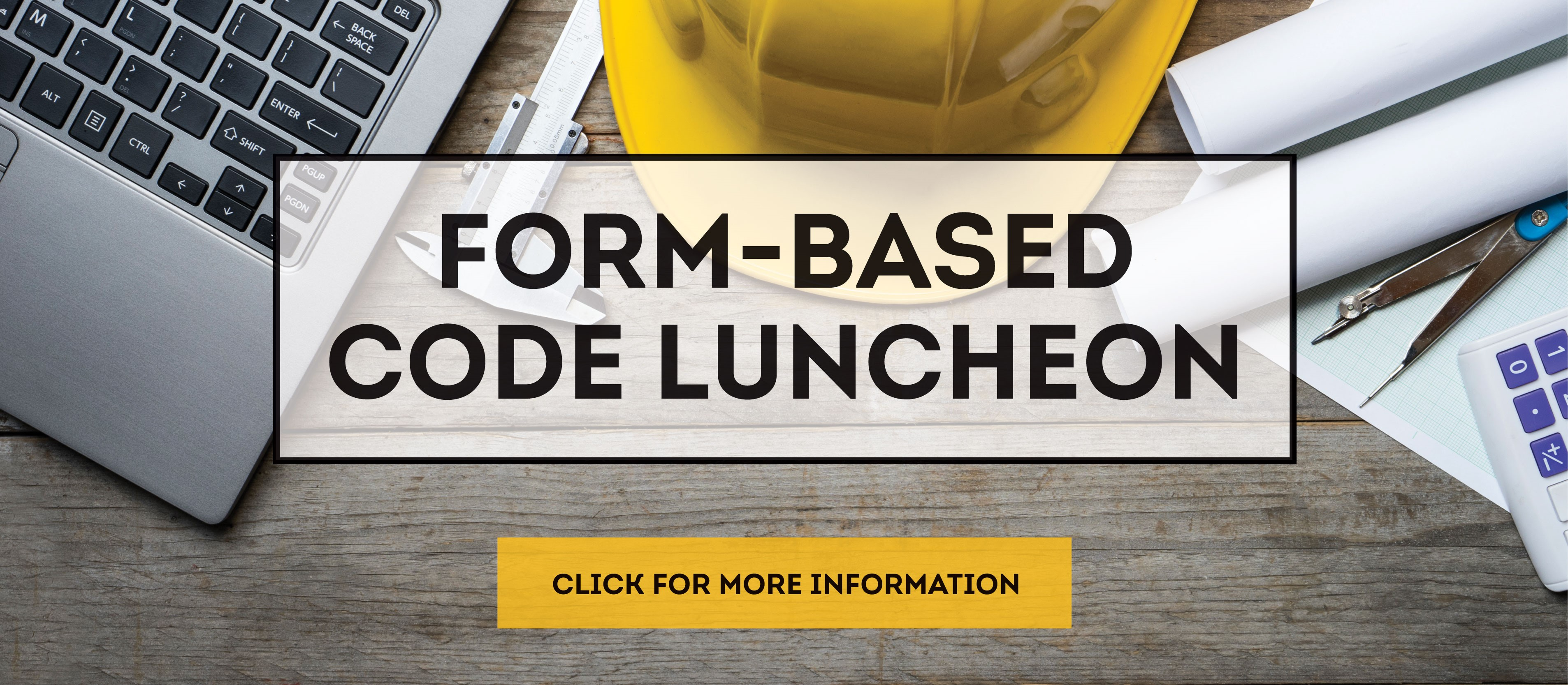 Form Based Code Lunch 2017