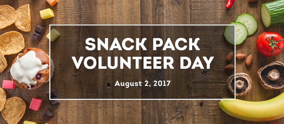 Snack Pack August 2 2017