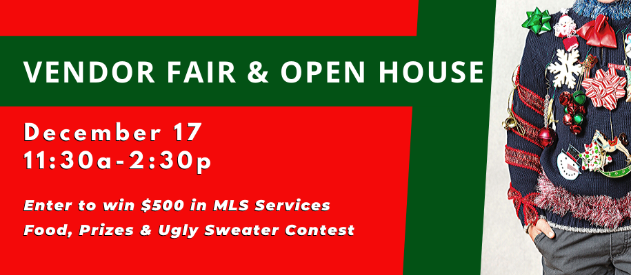 Vendor Fair Open House